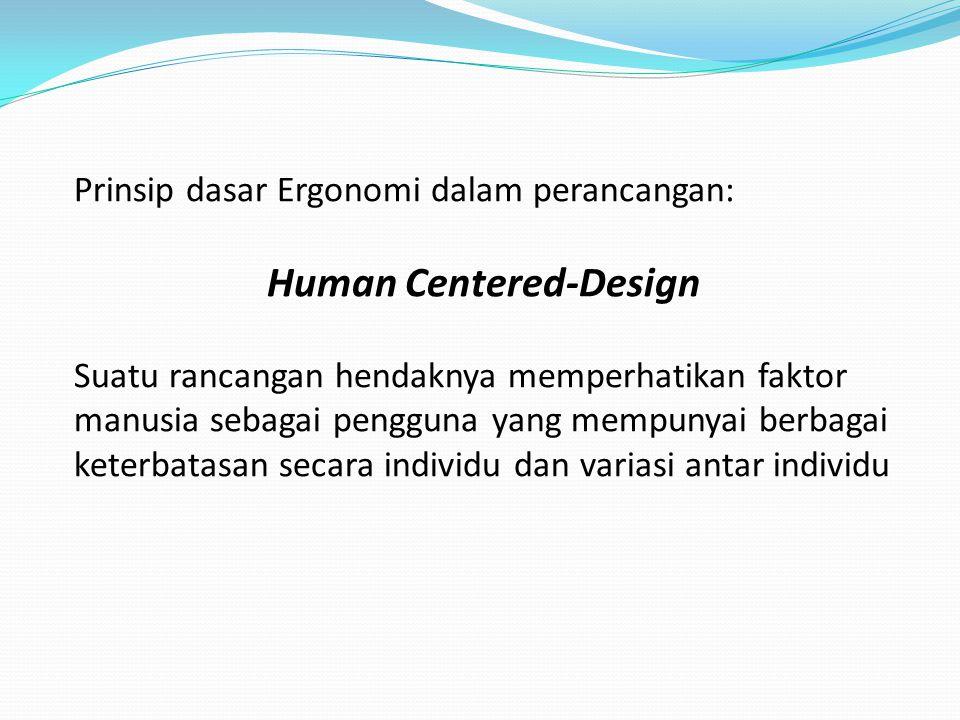 Human Centered-Design