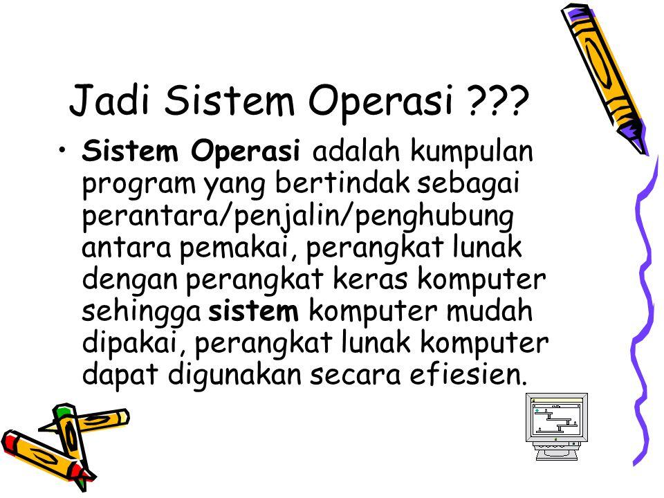 Jadi Sistem Operasi