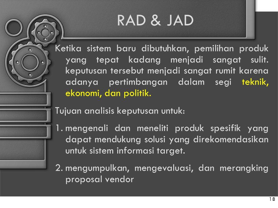 RAD & JAD