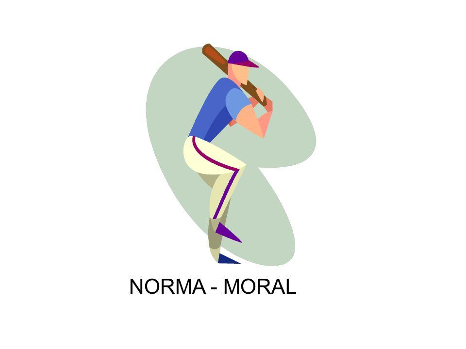NORMA - MORAL
