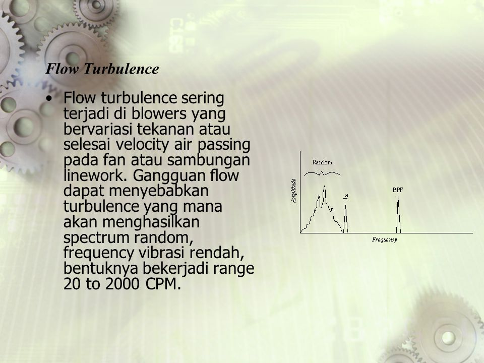 Flow Turbulence