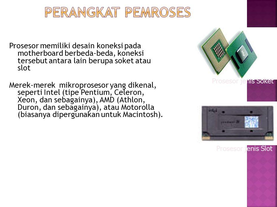 Perangkat Pemroses
