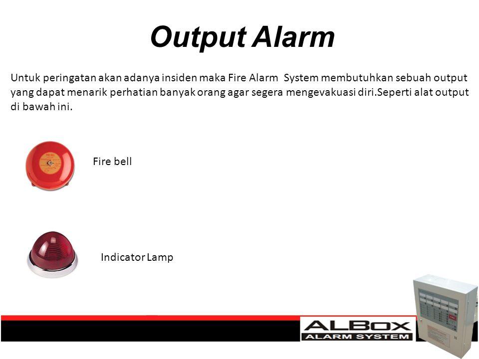 Output Alarm