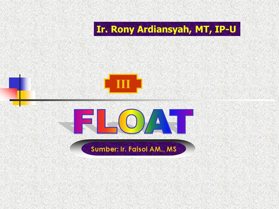 Ir. Rony Ardiansyah, MT, IP-U