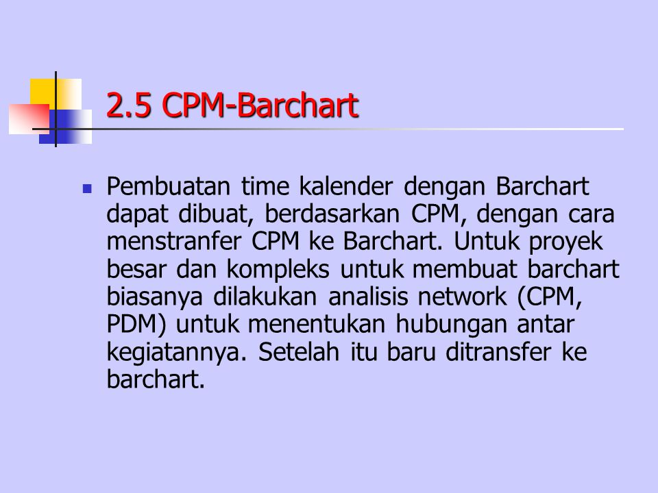 2.5 CPM-Barchart