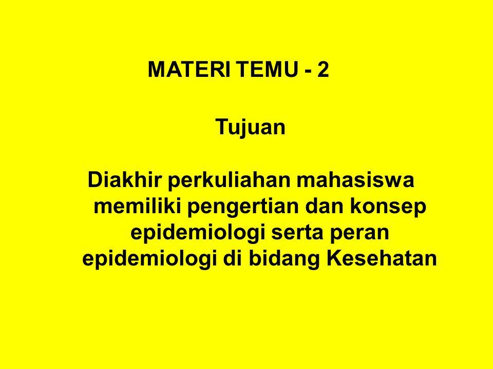 MATERI TEMU - 2 Tujuan.