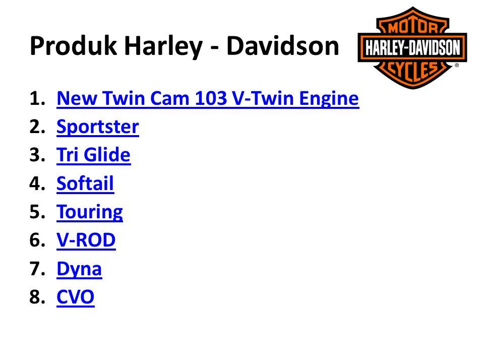 Produk Harley - Davidson
