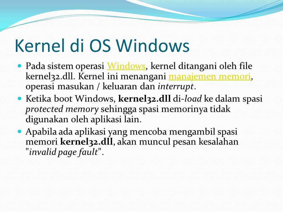 Kernel di OS Windows