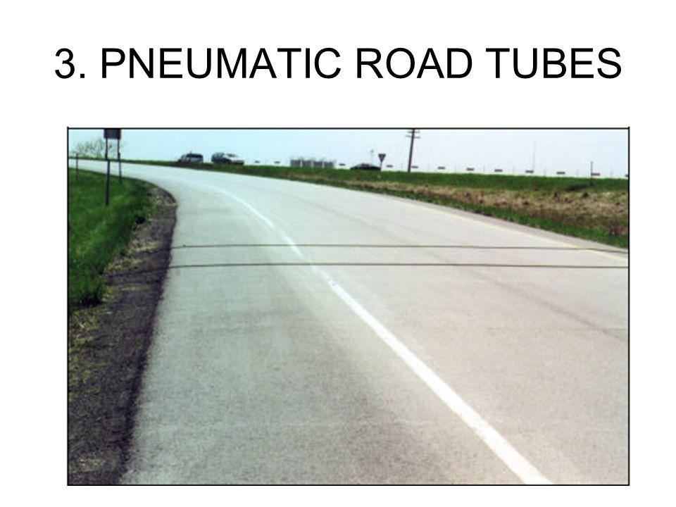 3. PNEUMATIC ROAD TUBES