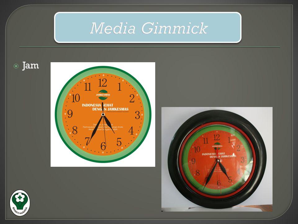 Media Gimmick Jam