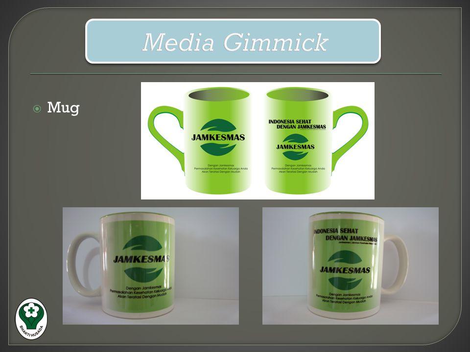 Media Gimmick Mug