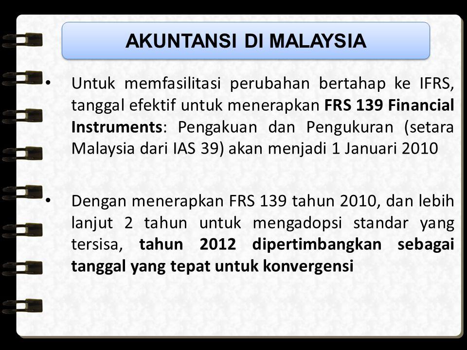 AKUNTANSI DI MALAYSIA