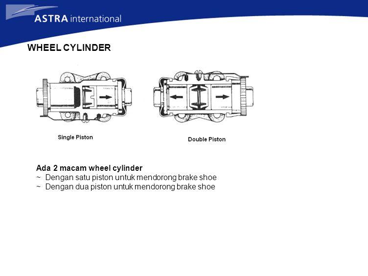 WHEEL CYLINDER Ada 2 macam wheel cylinder