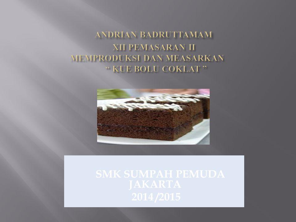 SMK SUMPAH PEMUDA JAKARTA