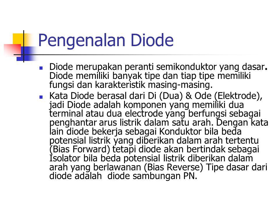 Pengenalan Diode