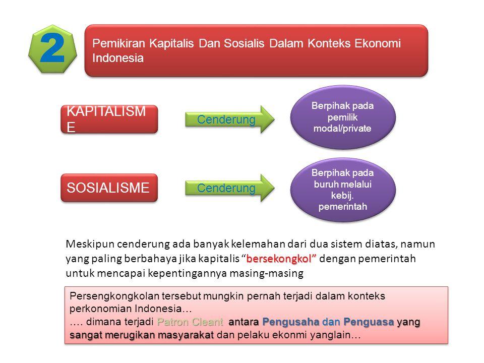 2 KAPITALISME SOSIALISME