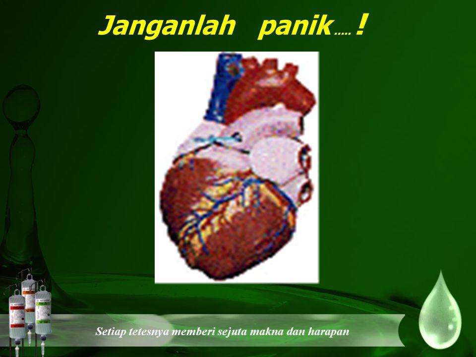 Janganlah panik ….. !