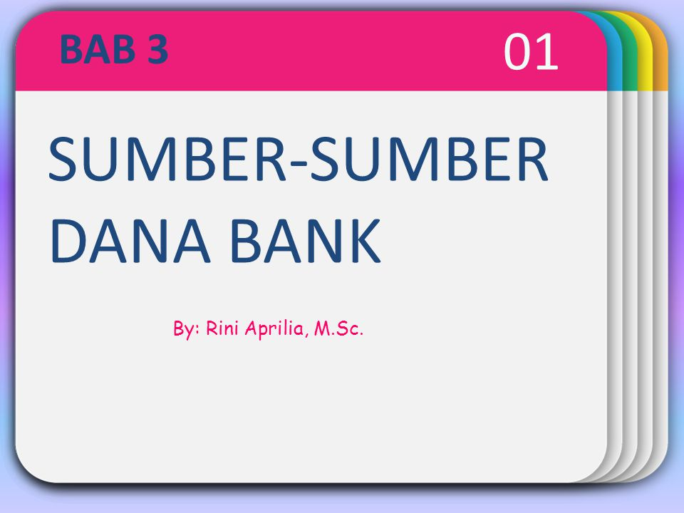WINTER SUMBER-SUMBER DANA BANK 01 BAB 3 Template