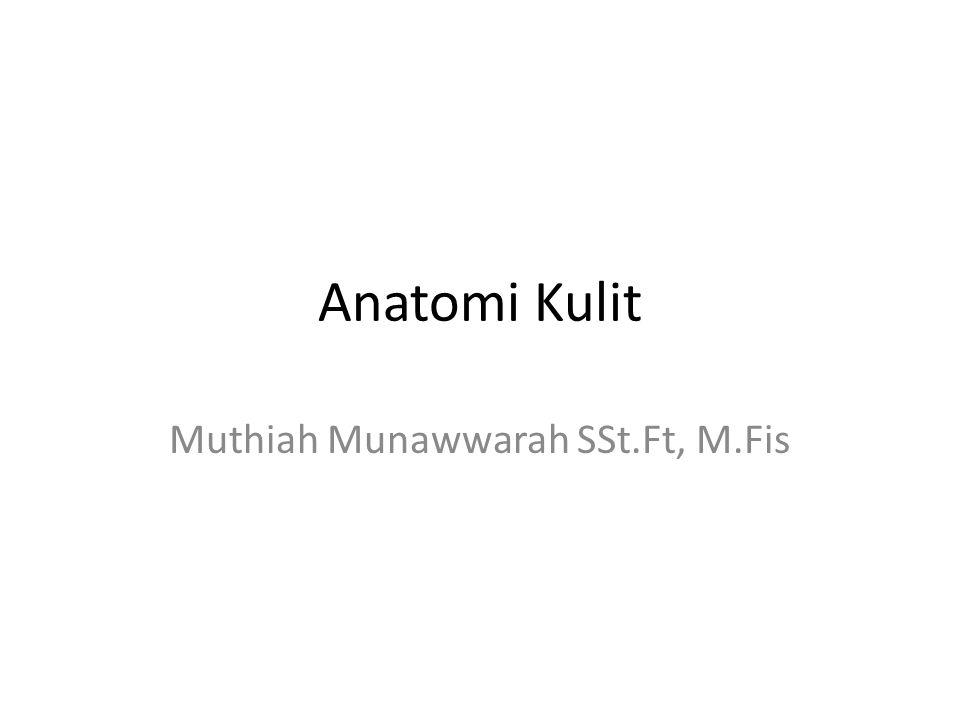 Muthiah Munawwarah SSt.Ft, M.Fis