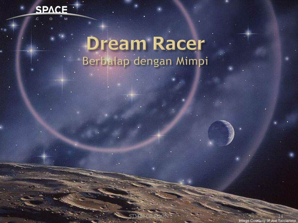 Dream Racer Berbalap dengan Mimpi