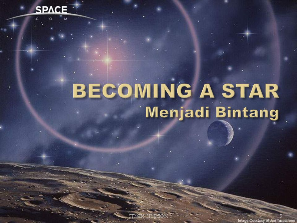 BECOMING A STAR Menjadi Bintang