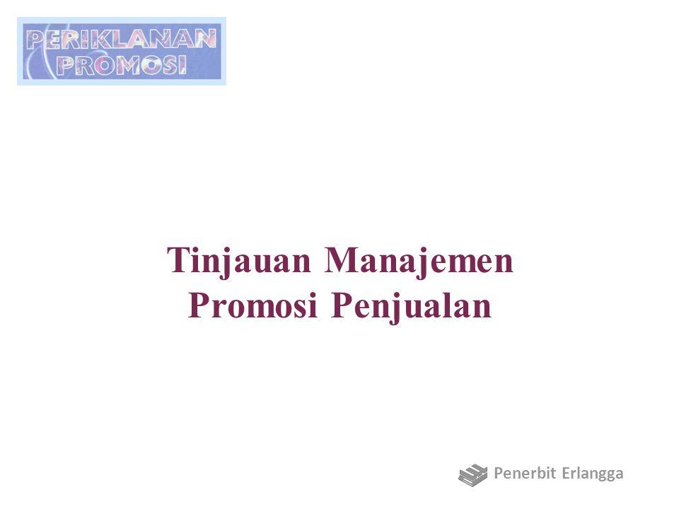 Tinjauan Manajemen Promosi Penjualan