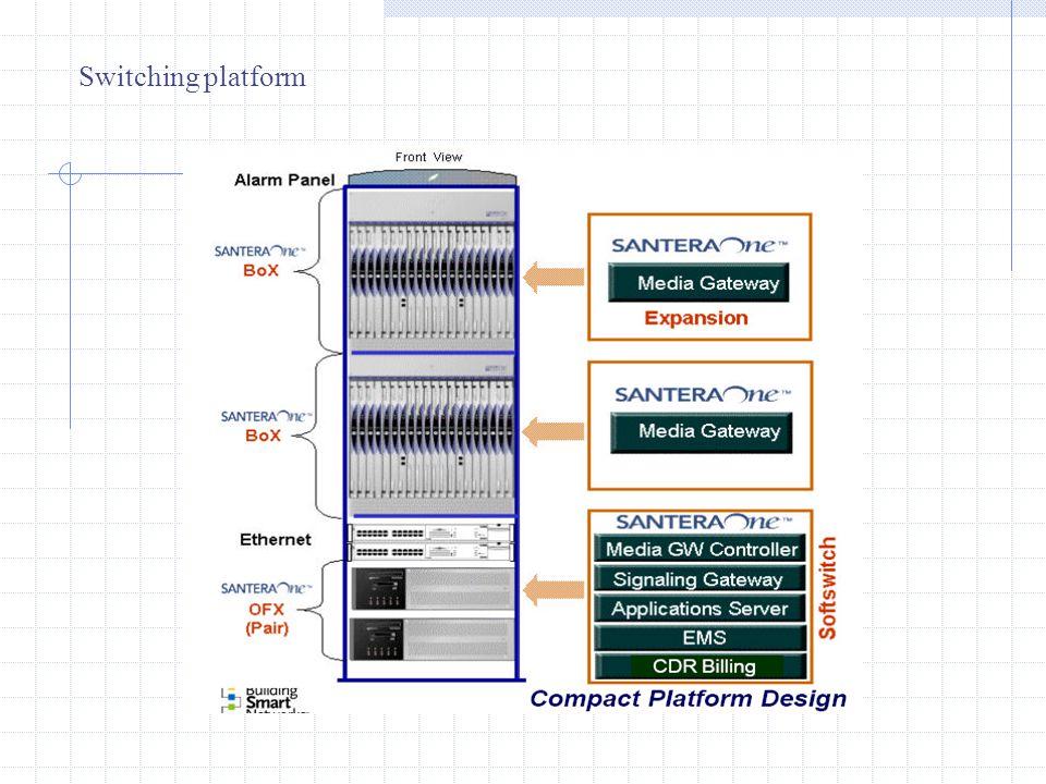 Switching platform