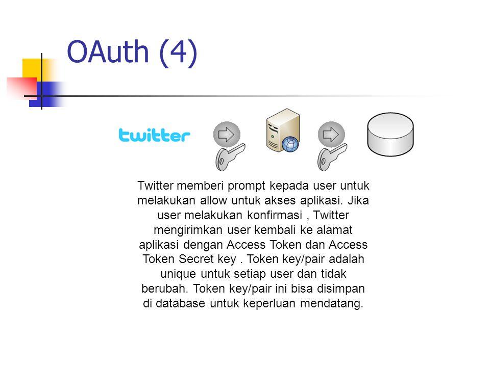 OAuth (4)