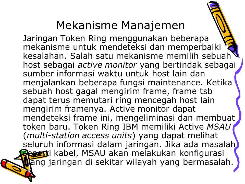 Mekanisme Manajemen
