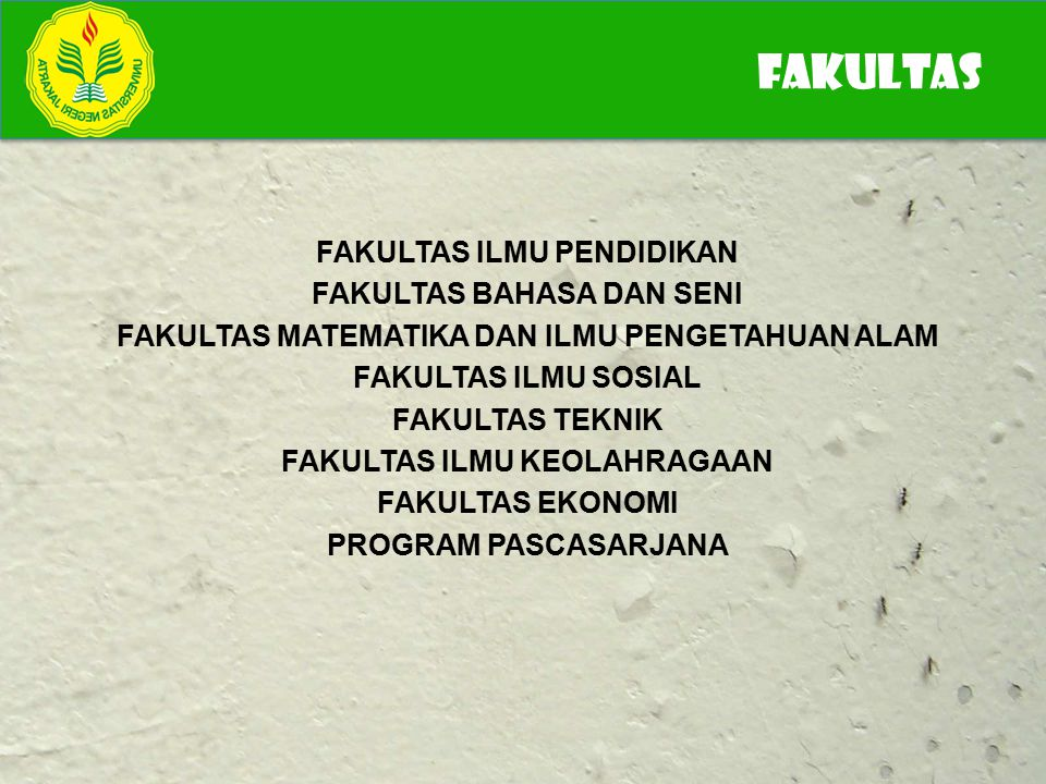 FAKULTAS