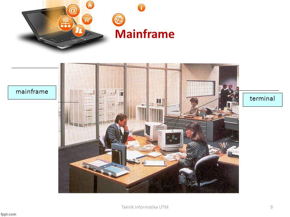 Teknik Informatika UTM