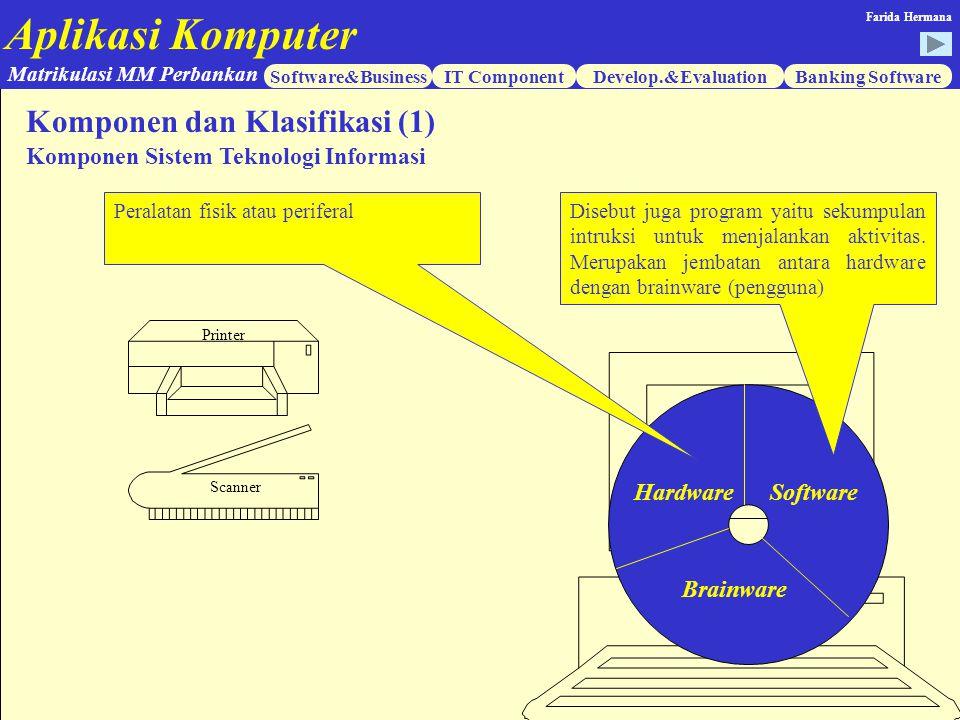 Komponen dan Klasifikasi (1)