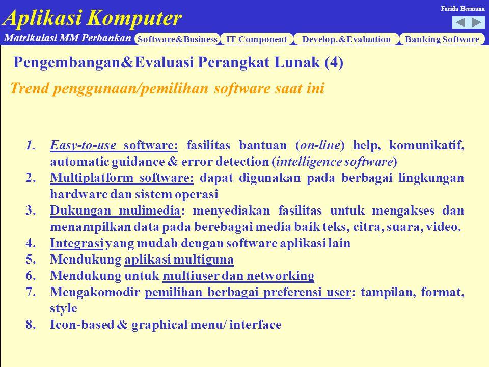 Pengembangan&Evaluasi Perangkat Lunak (4)