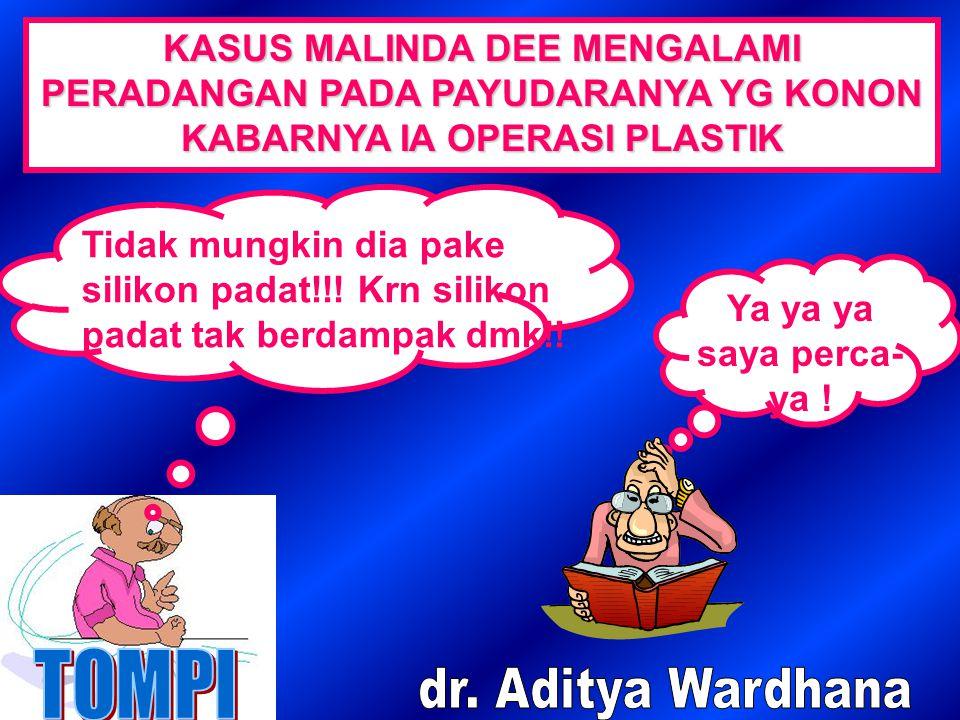 TOMPI dr. Aditya Wardhana