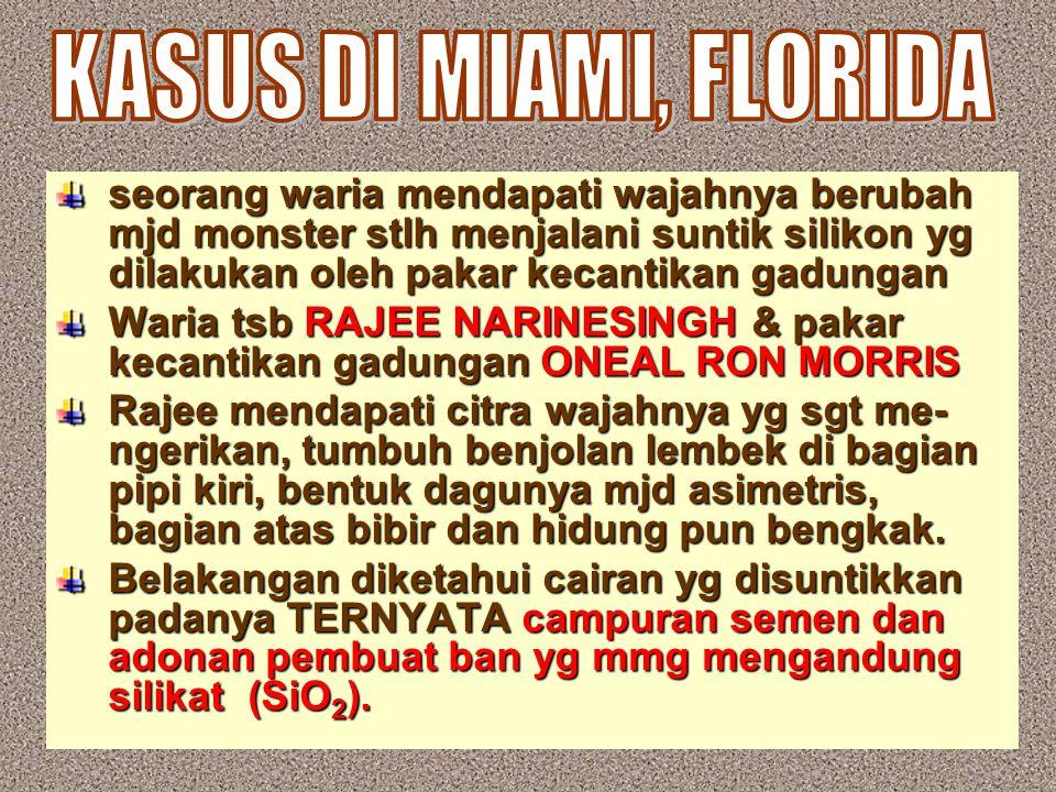 KASUS DI MIAMI, FLORIDA
