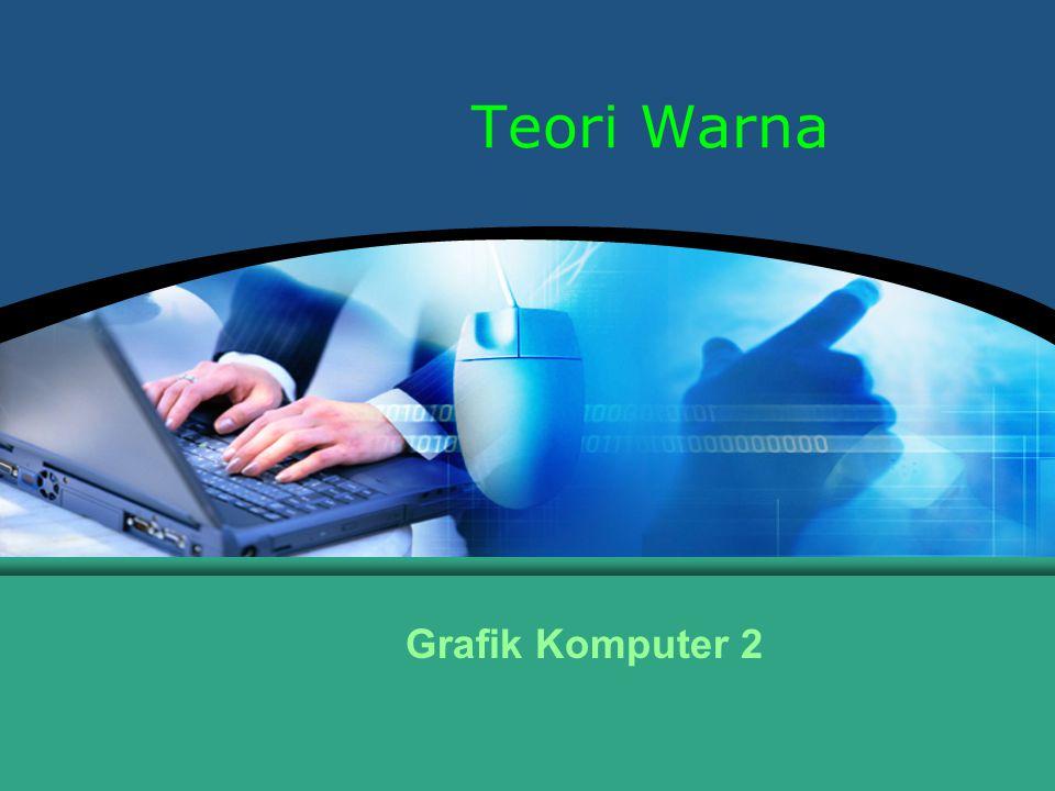 Teori Warna Grafik Komputer 2