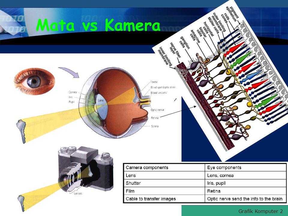Mata vs Kamera
