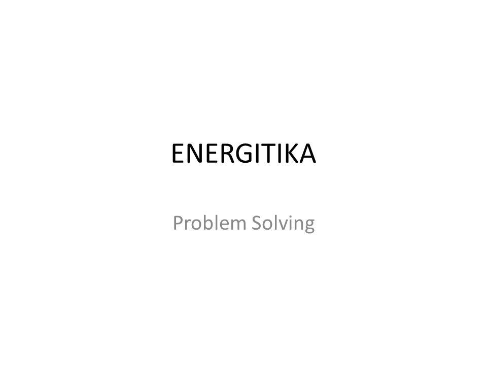 ENERGITIKA Problem Solving