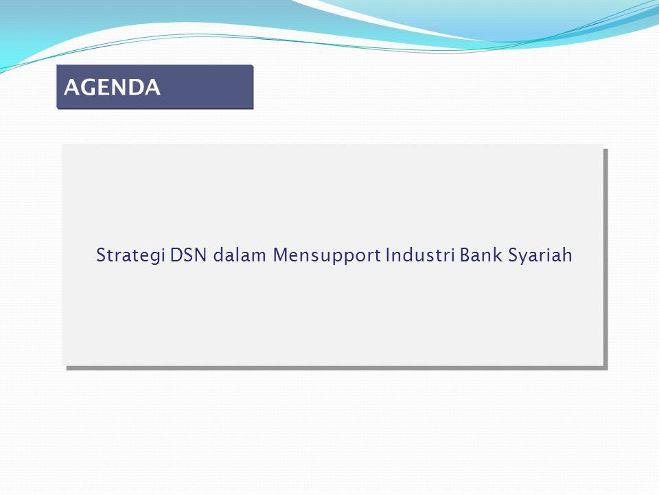 Strategi DSN dalam Mensupport Industri Bank Syariah