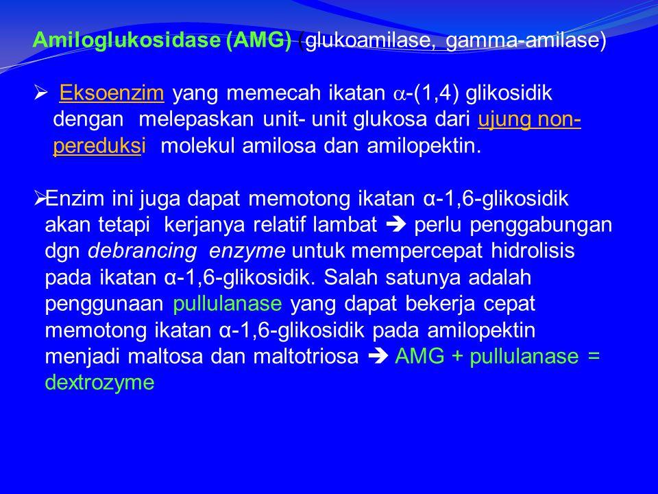 Amiloglukosidase (AMG) (glukoamilase, gamma-amilase)