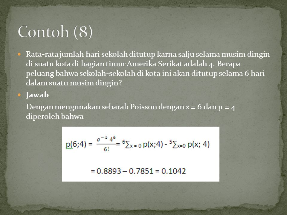 Contoh (8)