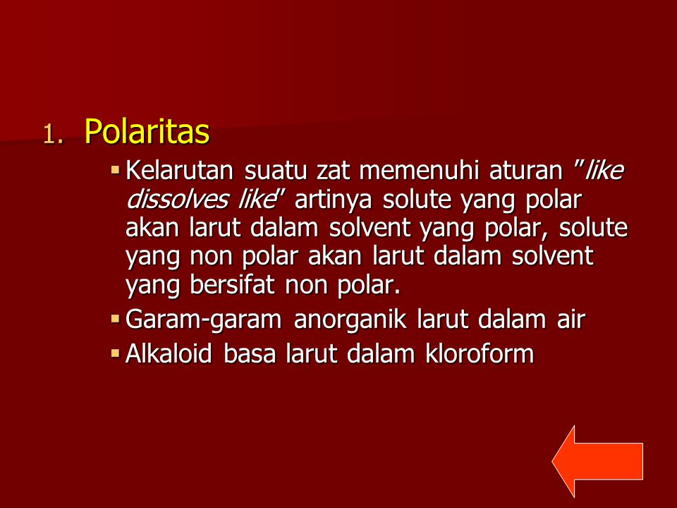 Polaritas