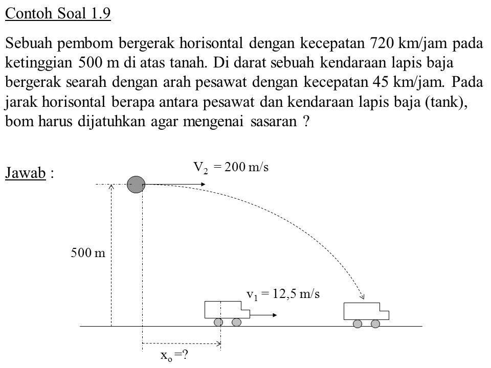 Contoh Soal 1.9
