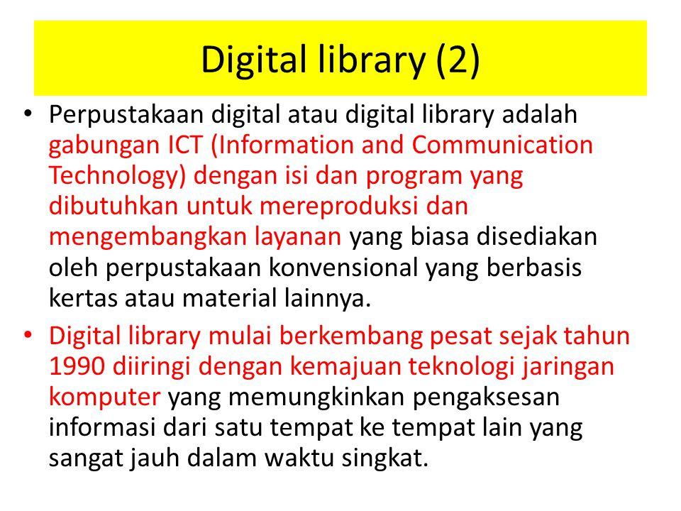 Digital library (2)