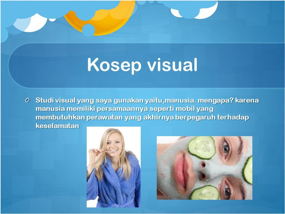 Kosep visual