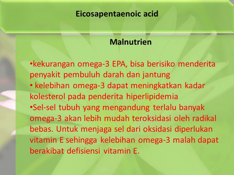 Eicosapentaenoic acid