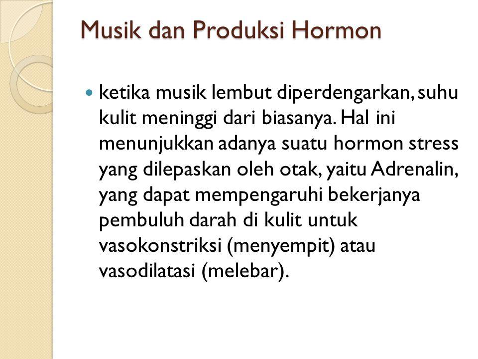 Musik dan Produksi Hormon