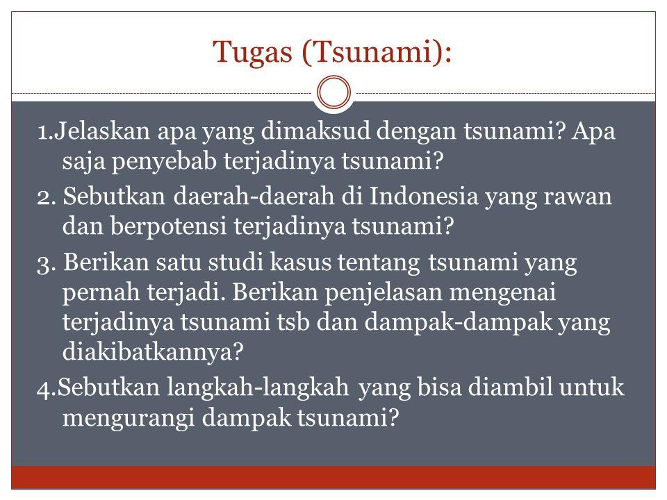 Tugas (Tsunami):