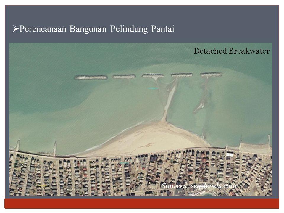 Perencanaan Bangunan Pelindung Pantai