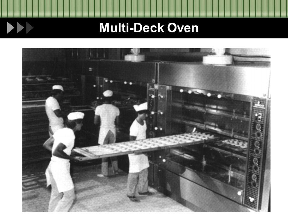Multi-Deck Oven